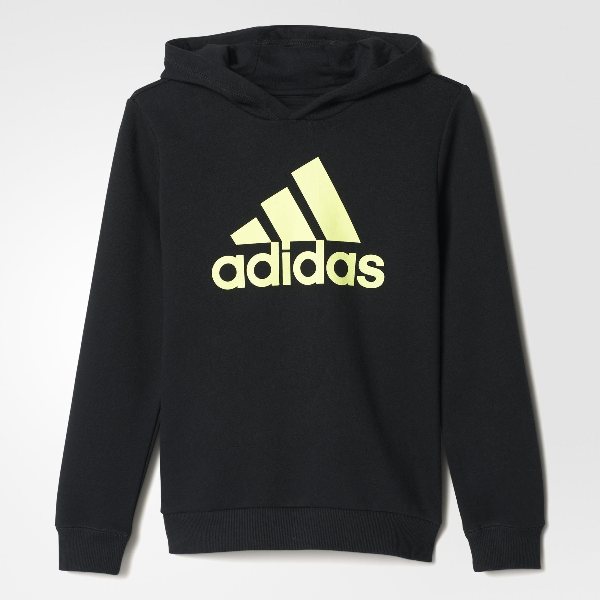 adidas jungen hoodie essentials logo ebay. Black Bedroom Furniture Sets. Home Design Ideas