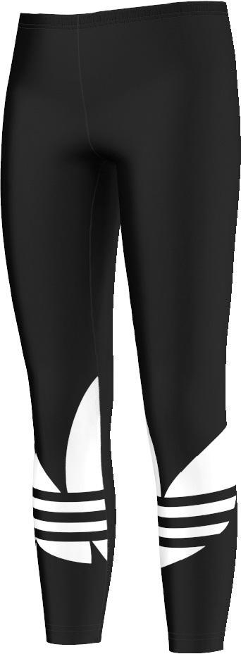 adidas Mädchen Sporthose J LEGGING