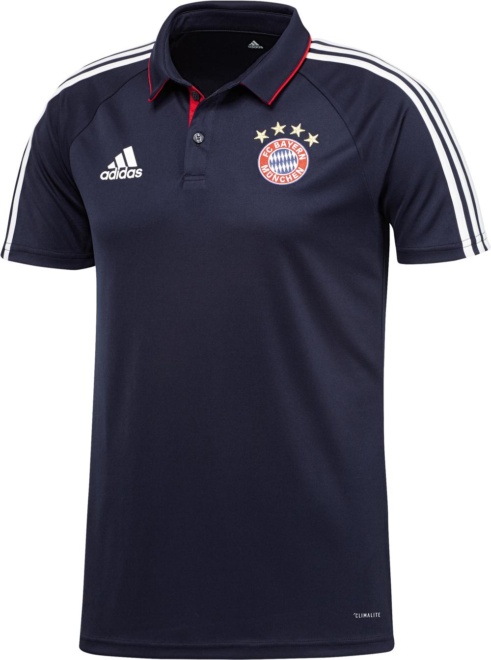adidas-Herren-Polo-FC-Bayern-Polo