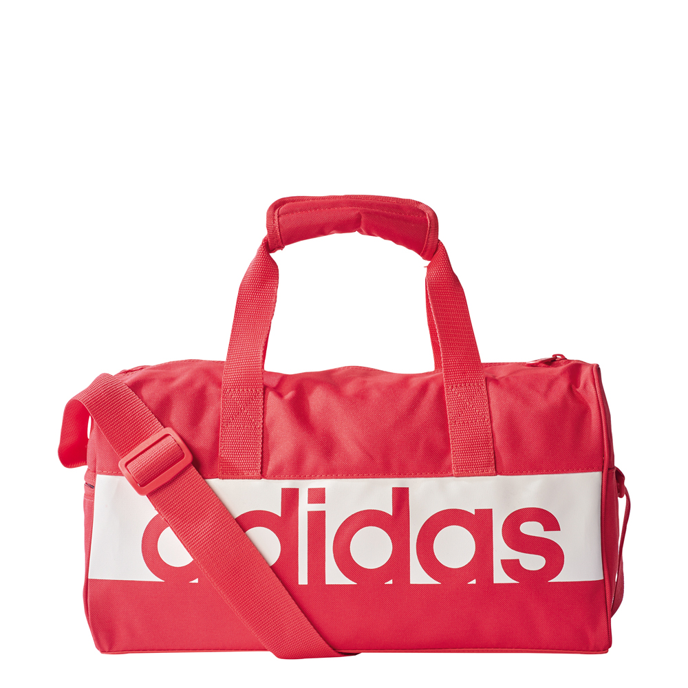 adidas damen sporttasche linear performance teambag xsmall. Black Bedroom Furniture Sets. Home Design Ideas