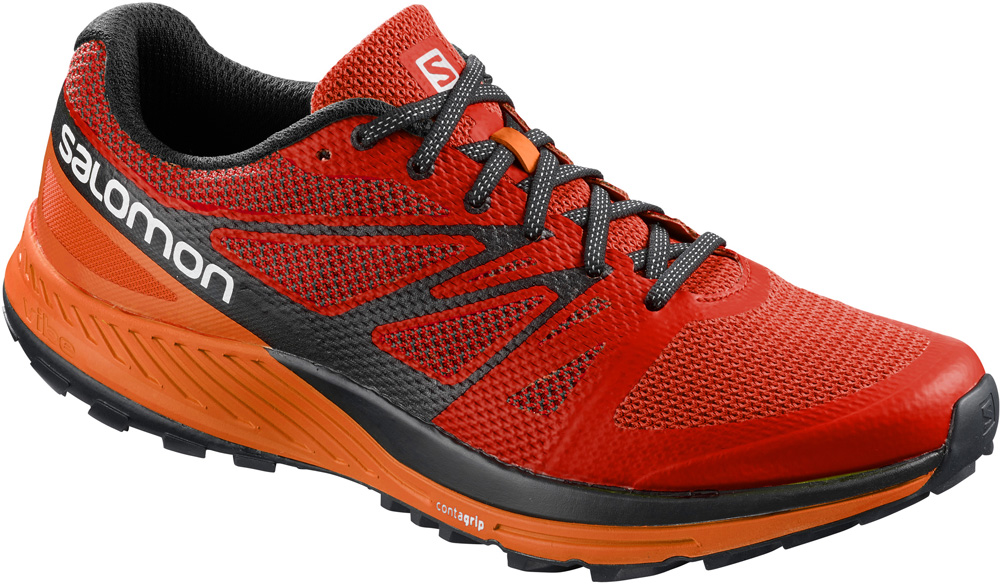 Herren Laufschuh SENSE ESCAPE FIERY RE