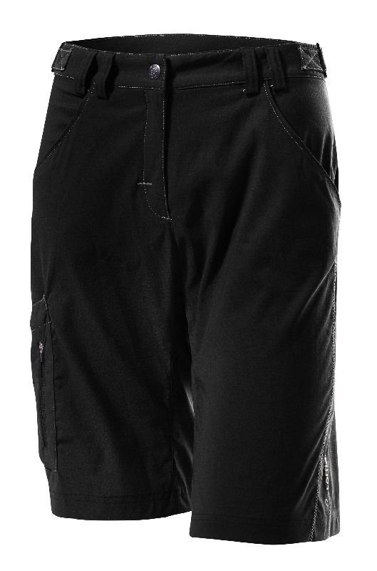 Damen Radhose Short Cross