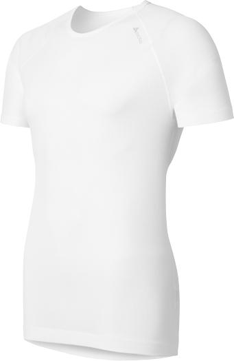Herren Funktionswäsche Shirt s/s crew neck CUBIC