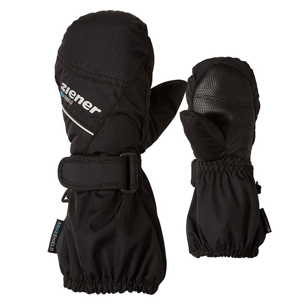 Kinder Handschuhe Schwarz Lomodi Fäustling