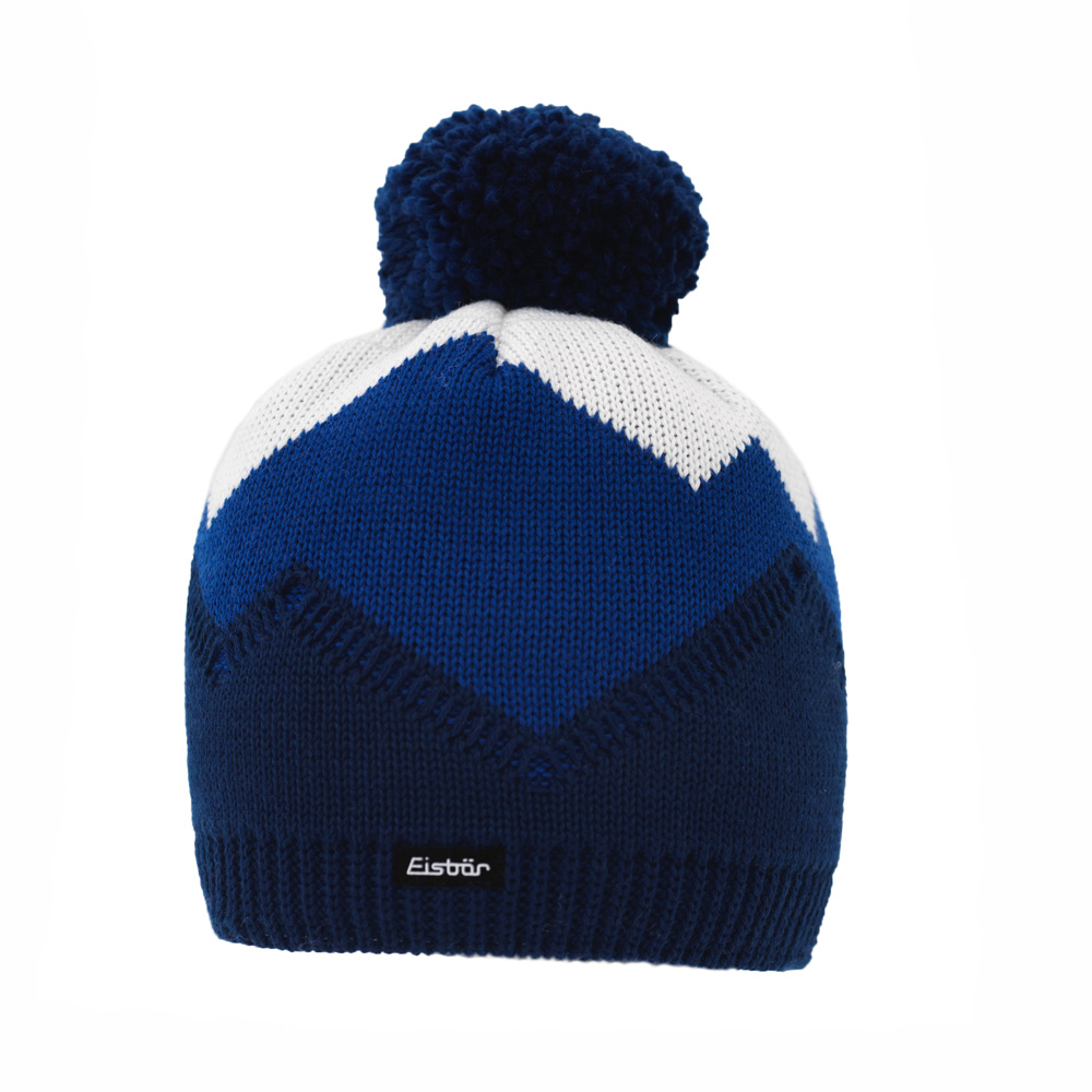 Uni Mütze Starsky Pompon