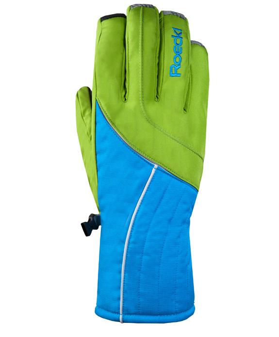 Herren Skihandschuh Strel, blau, 9