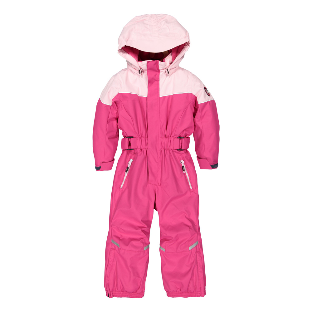 Kinder Skianzug Pink Wasserdicht Winter Overall