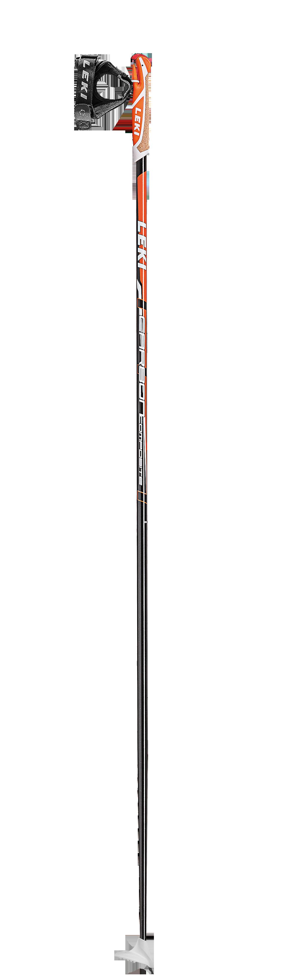 Skistöcke Carbon Comp, mehrfarbig, 150