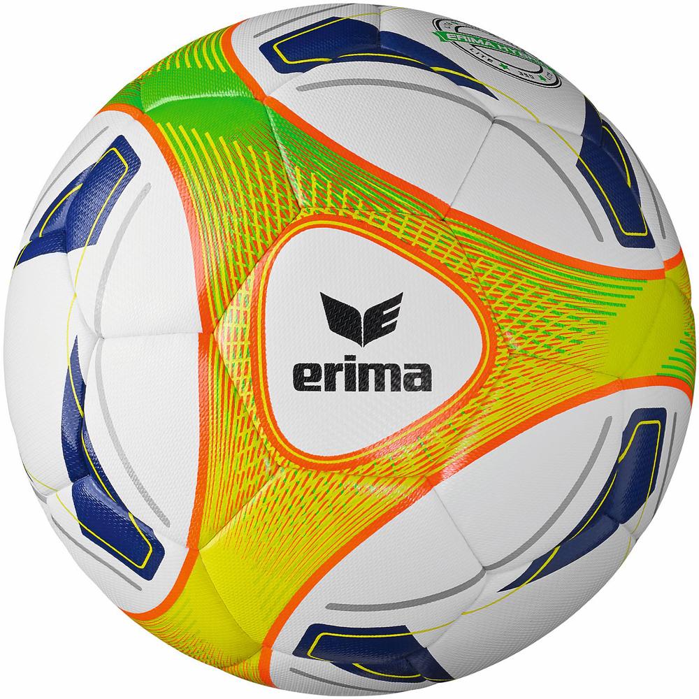 Fußball ERIMA Hybrid Lite 350, white/green, 5