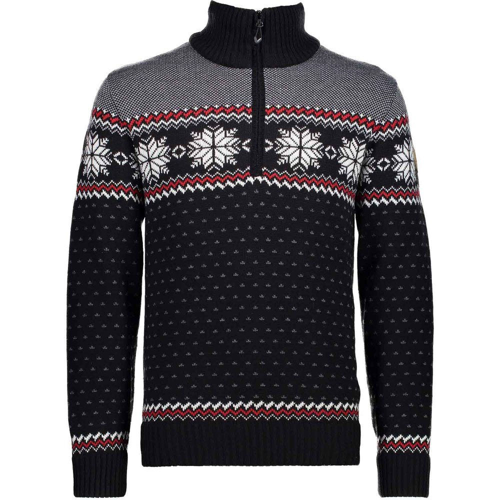 Herren Outdoor Pullover KNITTED PULLOVER