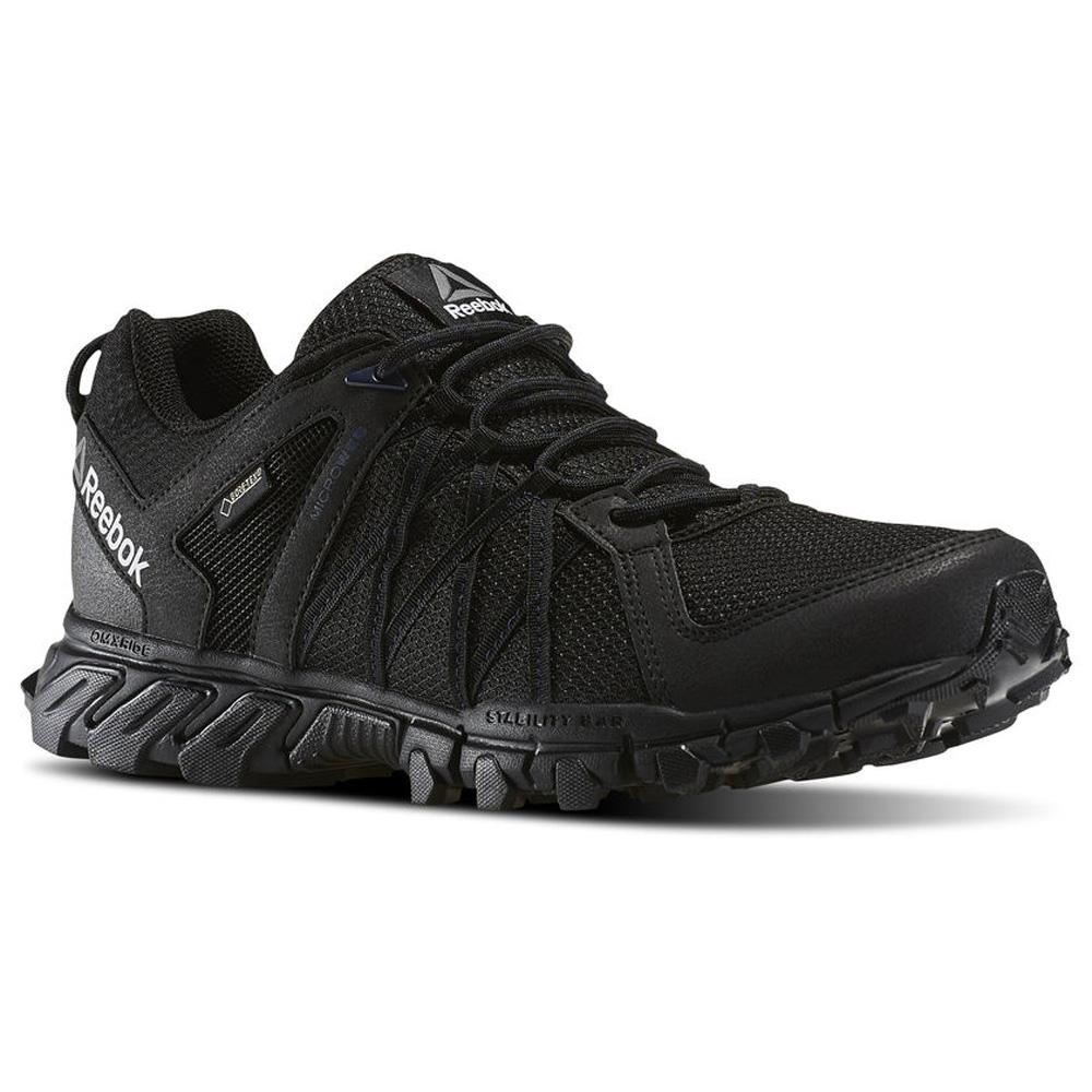 Herren Trailgrip RS 5.0 GTX Wandern Schuhe, BLACK/COLLEGIATE NAVY, 11