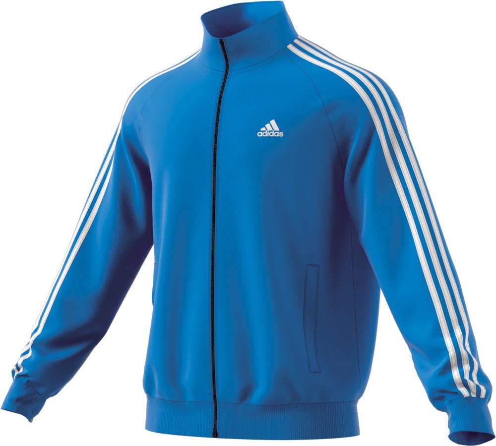 Classic Trikot Trainingsjacke Blau Herren