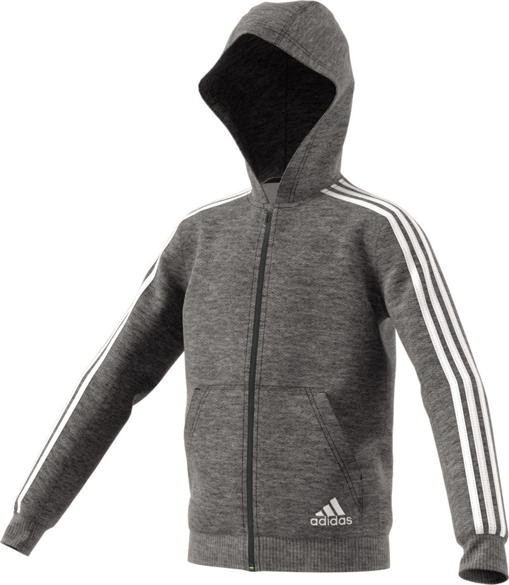 adidas Jungen Training Full Zip Hooded Kapuzen-Jacke