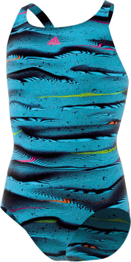 Badeanzug Kinder Mädchen Blau Parley 1PC Y