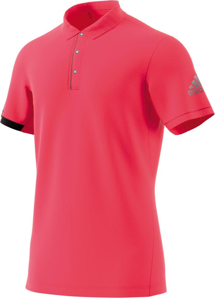 MatchCode Polo Sport Shirt Herren Rot