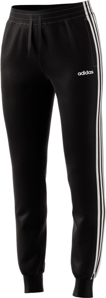 Essentials 3Stripes Pant Hose Schwarz