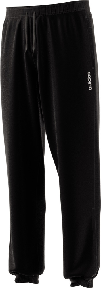 Essentials Plain Regular Elasticated Stanford Schwarz