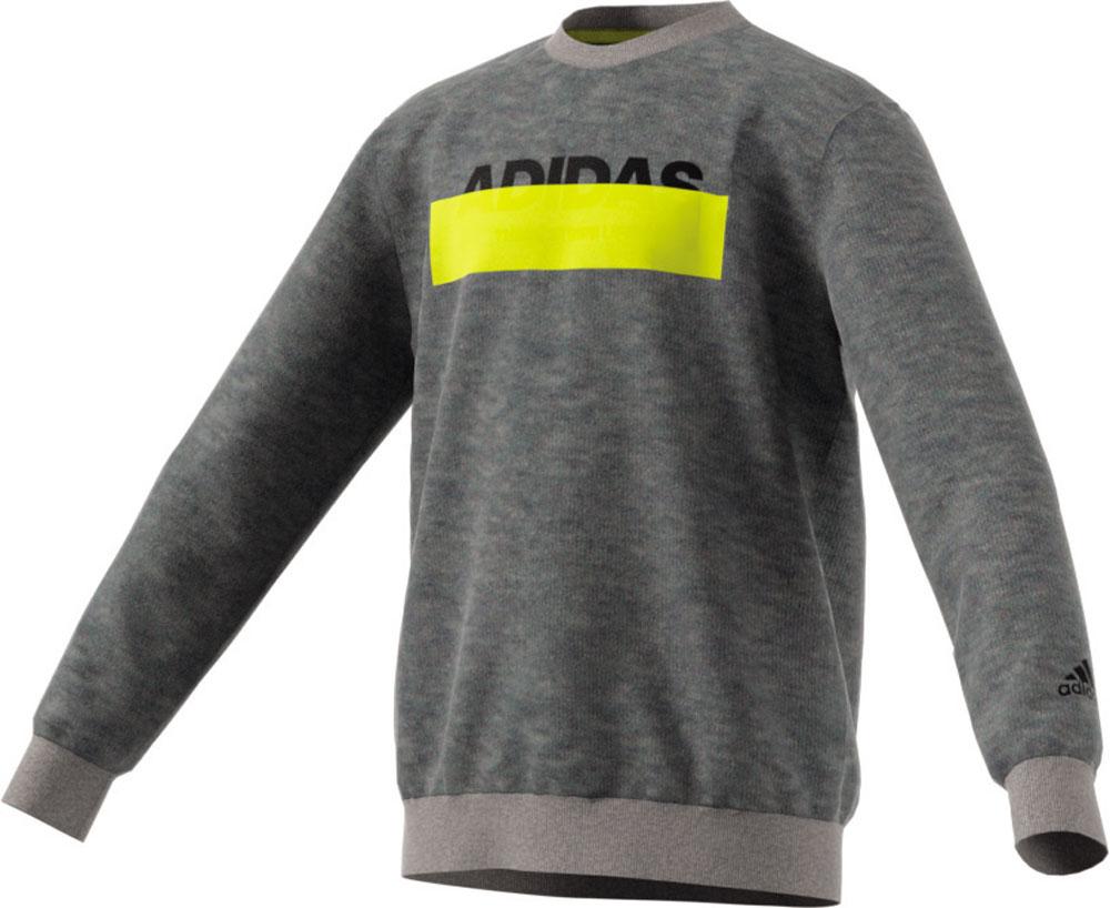 Lineage Crewneck Sweater Grau