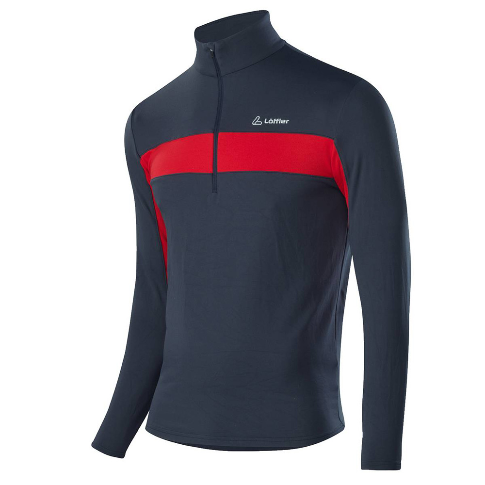 Herren Pulli Marco Thermo-Velours Graphit Pullover