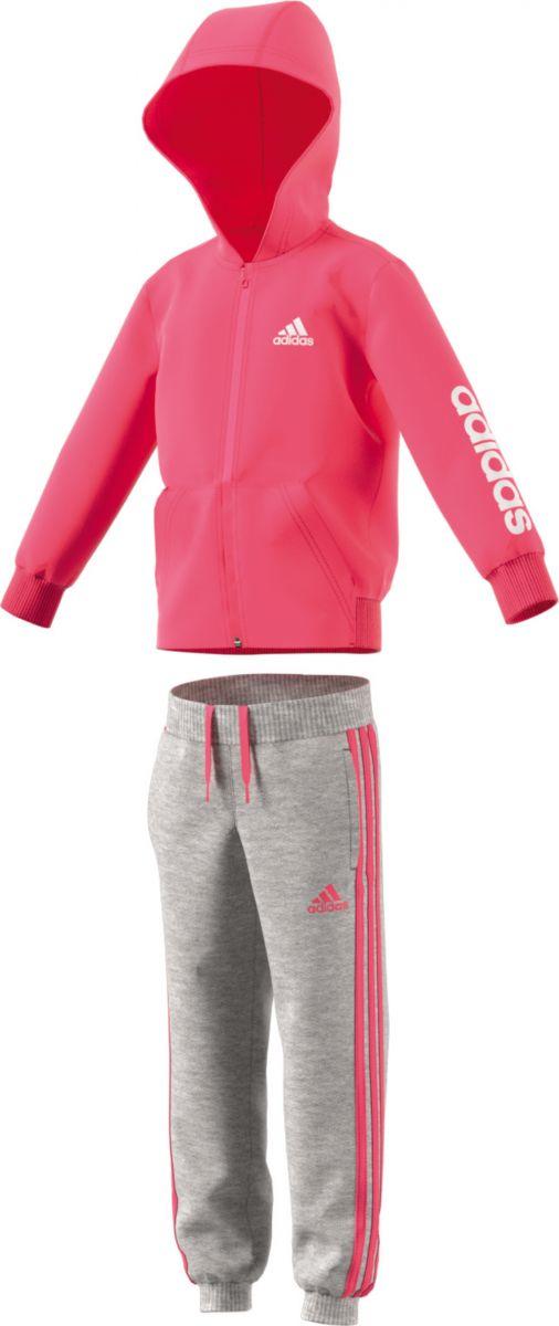 Trainingsanzug Kinder Pink