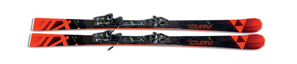 RC4 The Curv DTX Alpin Race Ski