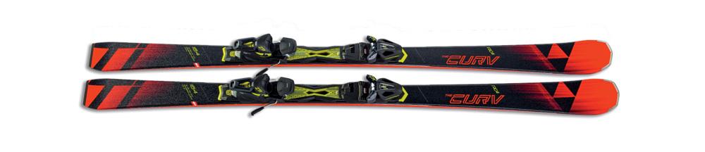 RC4 The Curv TI Alpin Ski Erwachsene Raceski
