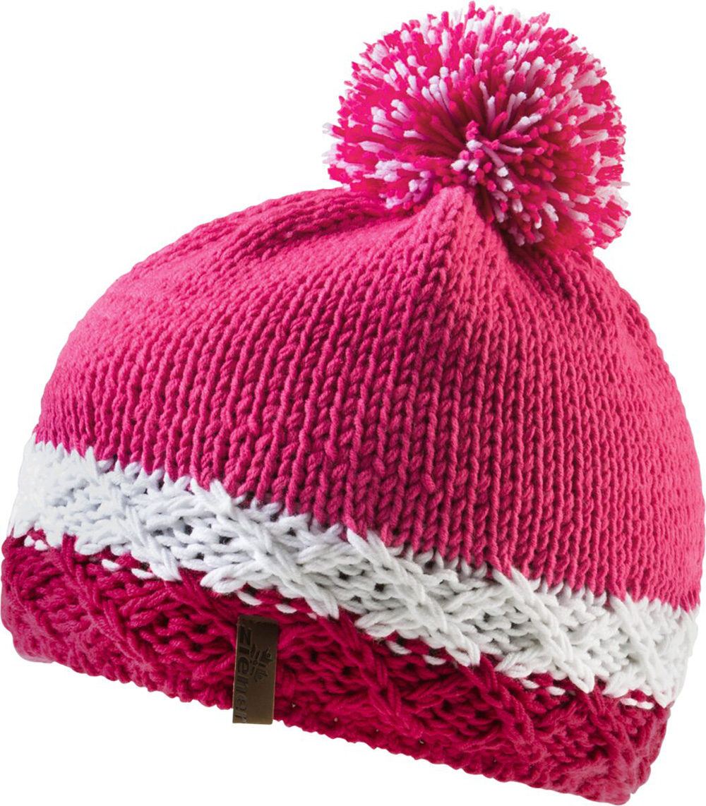 Kinder ISP 18-ACC JUNIOR 516 HAT pink, fresh pink, -