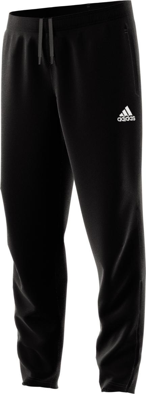 Herren Hose Tiro17 Training Pant, BLACK/WHITE, L