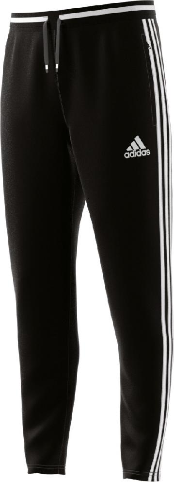 Herren Condivo 16 Traininghose, BLACK/WHITE, XL