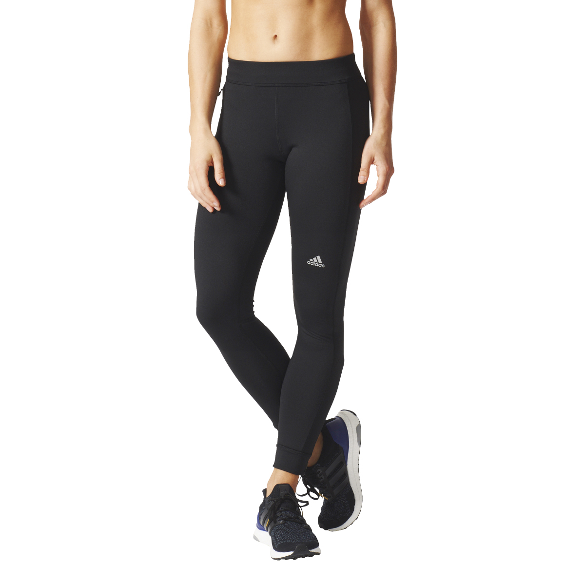 Damen Sporthose Sequencials Run Climawarm Tight