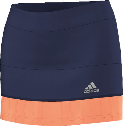 Damen Tennisrock All Premium Skort