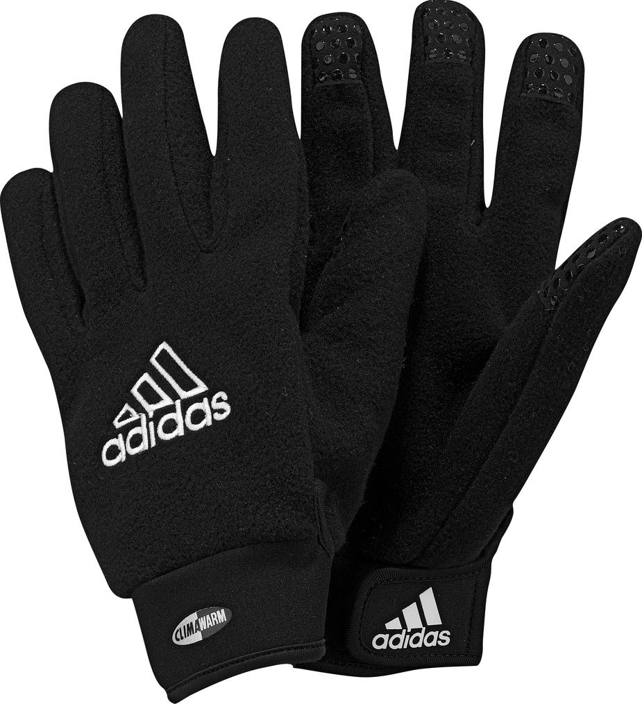 Herren Handschuhe Fieldplayer Climawarm, BLACK/WHITE, 9