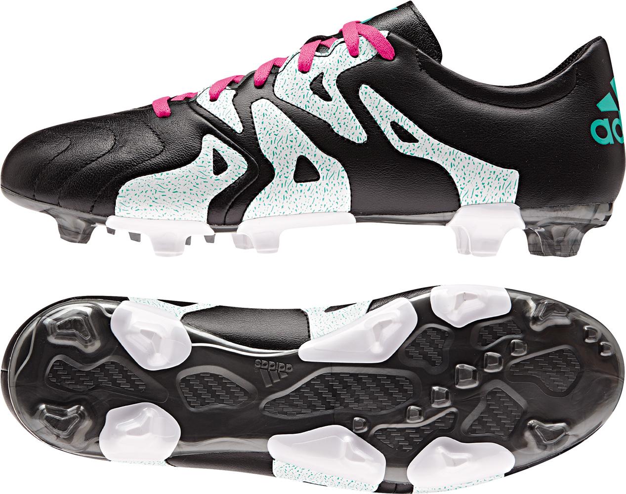Herren Fußballschuhe X 15.3 FG/AG Leather