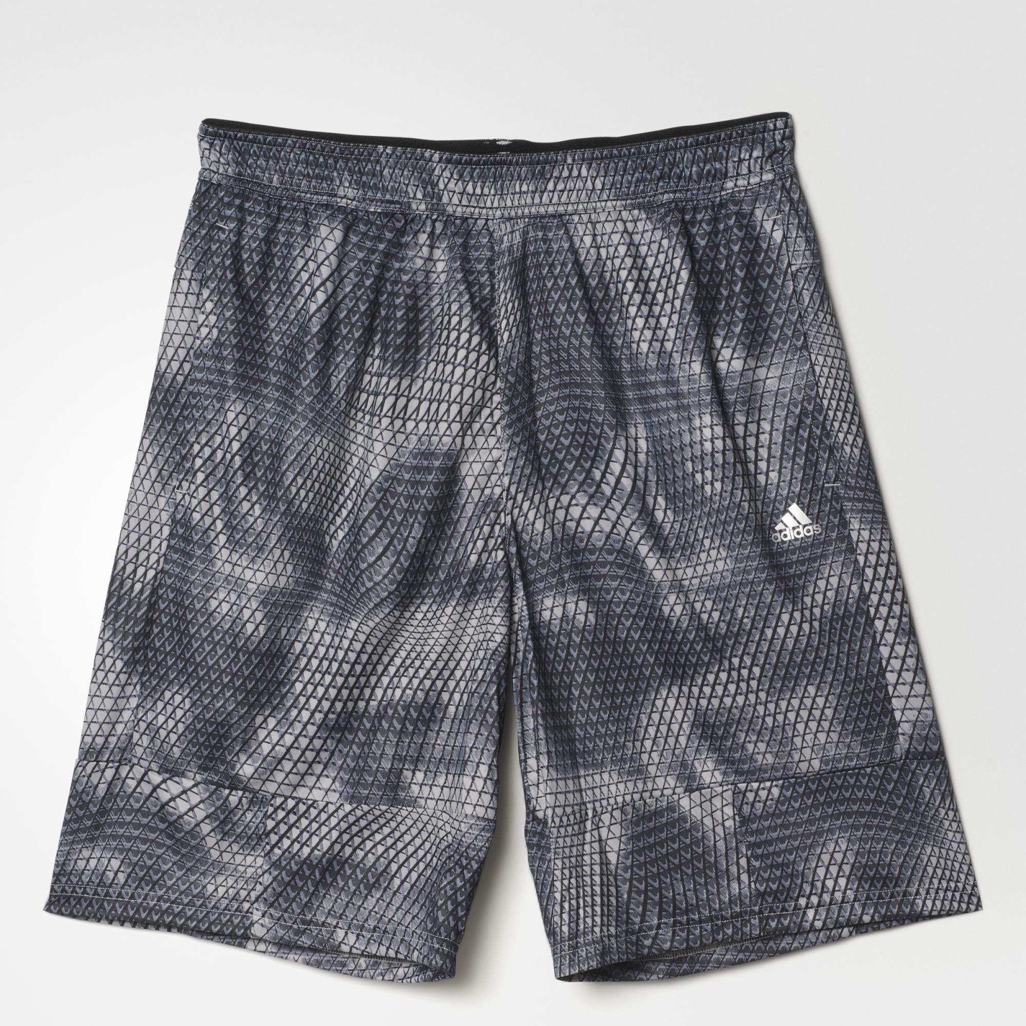 Herren Allover Print Swat Shorts