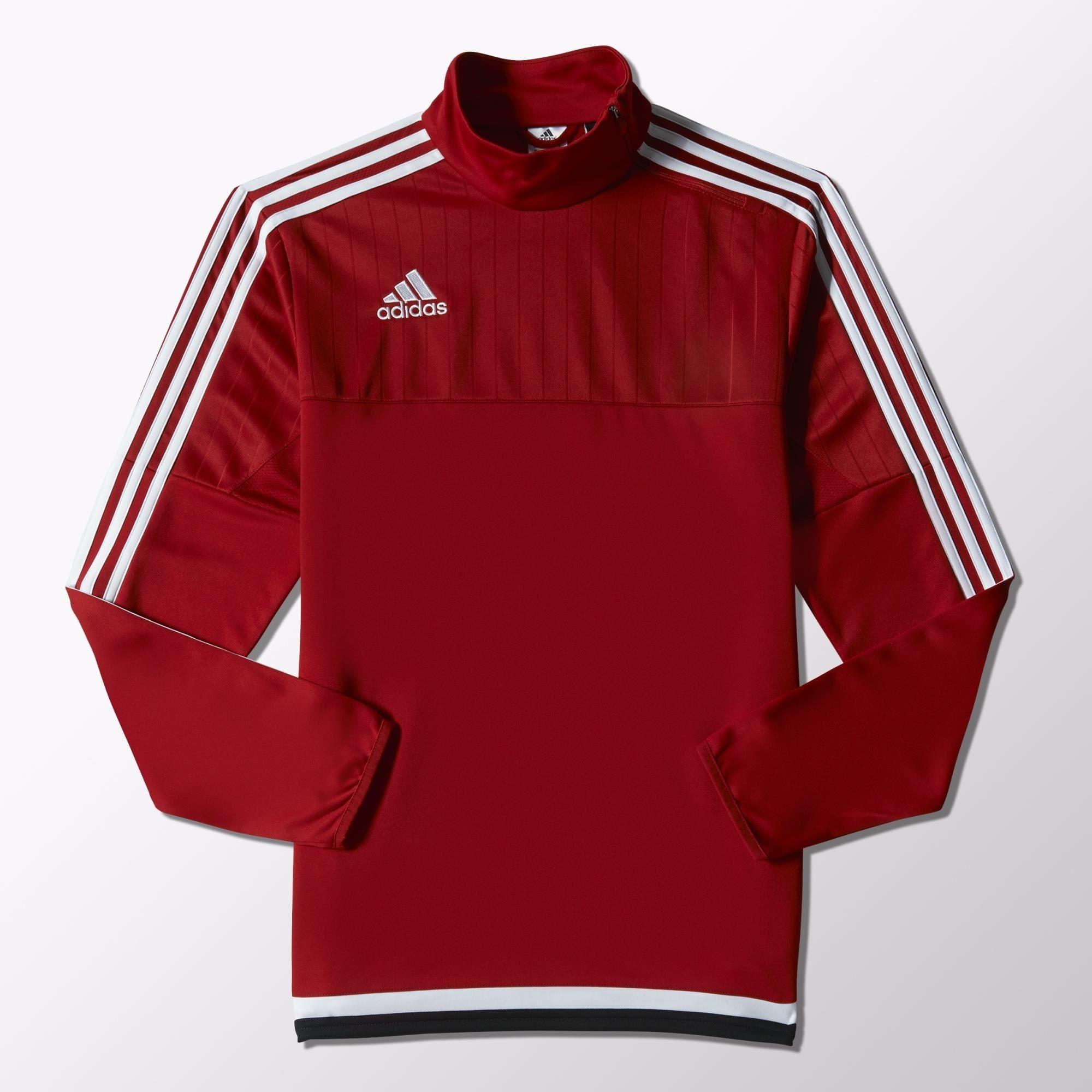Männer Fußball Trainingsshirt Tiro15, POWRED/WHITE/BLACK, XL