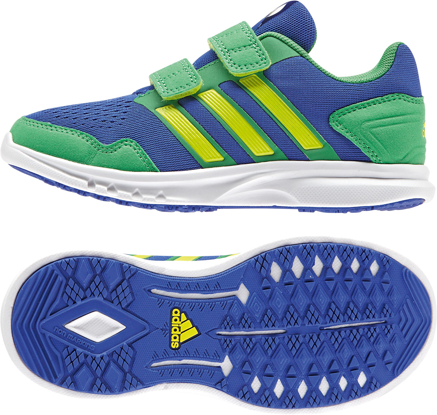 adidas Kinder Schuh Runfastic CF K