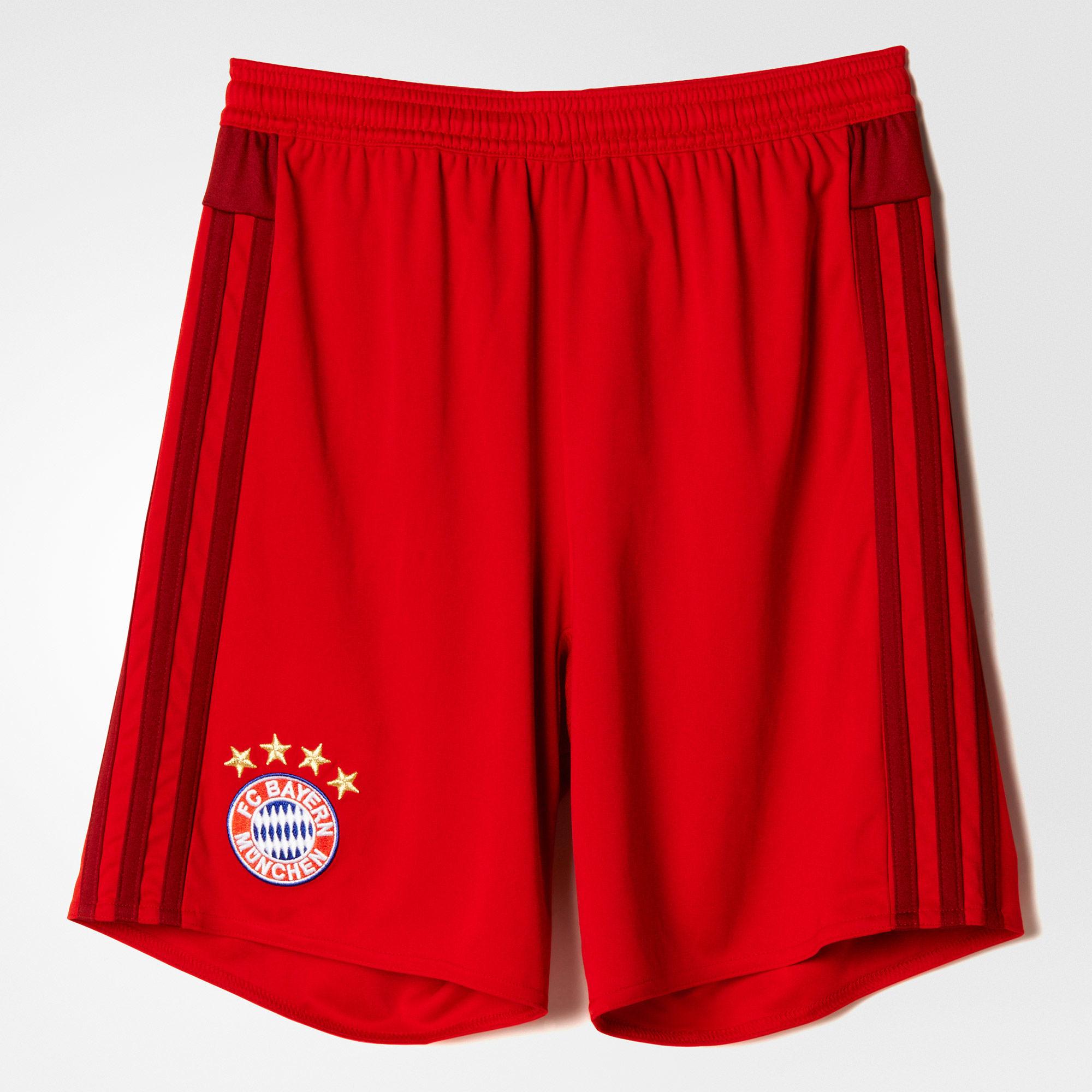 Jungen Heimshorts FC Bayern München Replica Spieler, FCBTRU/CRARED, 176