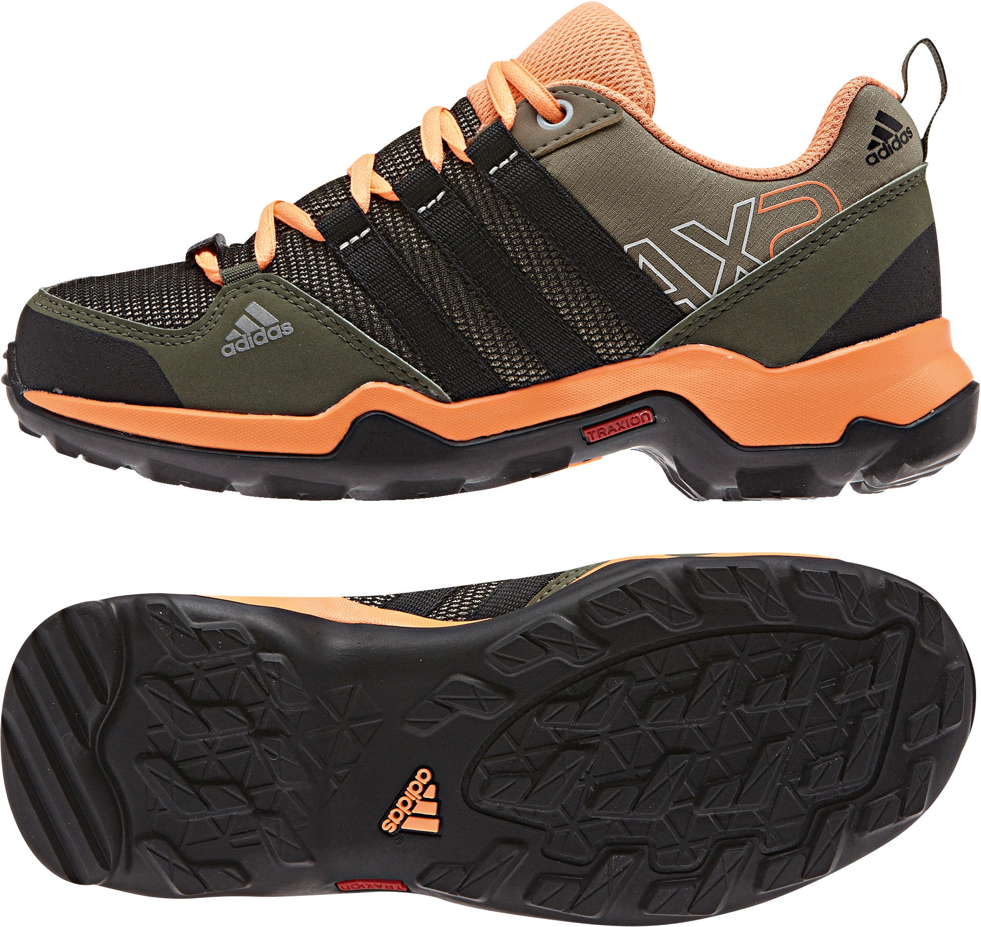 Ax2 Cp K Sport Claycblackcwhite Outdoorschuh Adidas Kinder HqxEOO