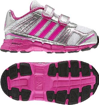 Mädchen Freizeit Schuhe adifast CF I