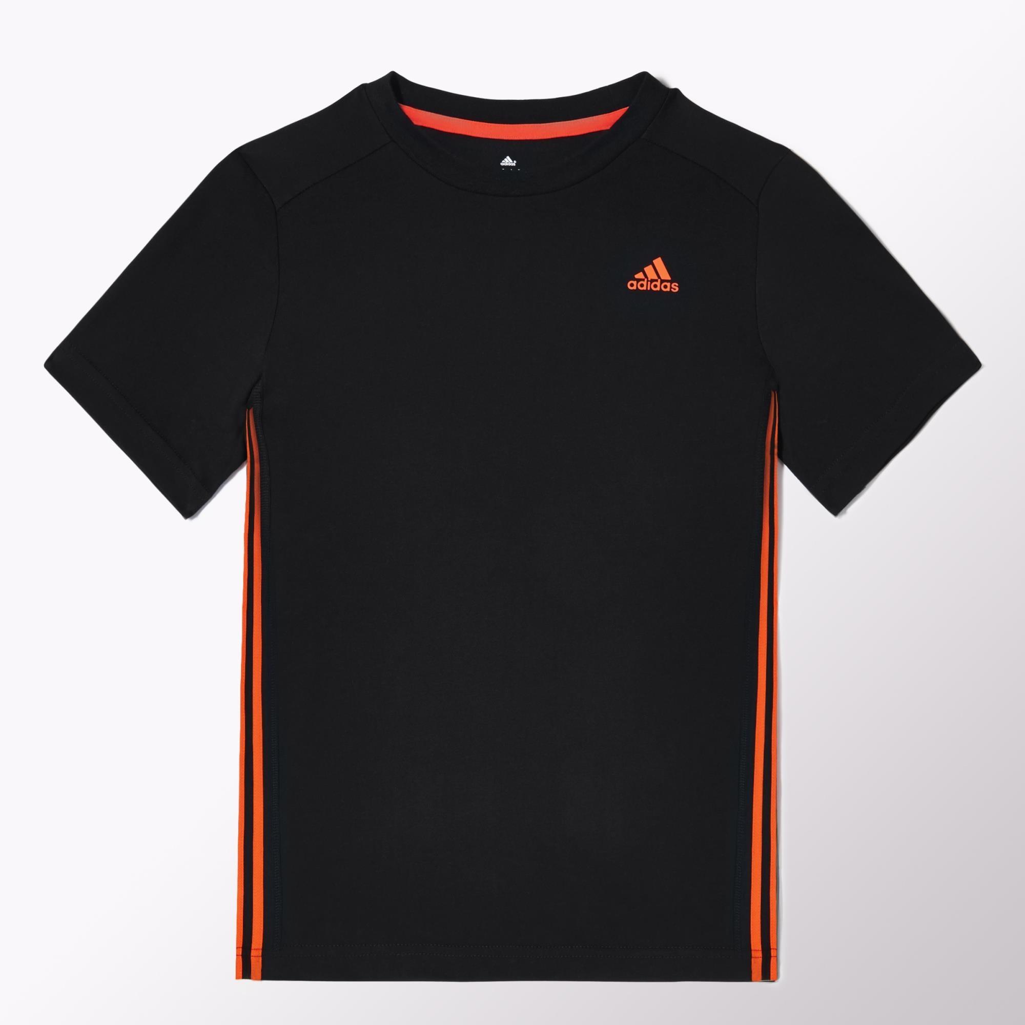 Kinder T-Shirt Essentials 3-Streifen