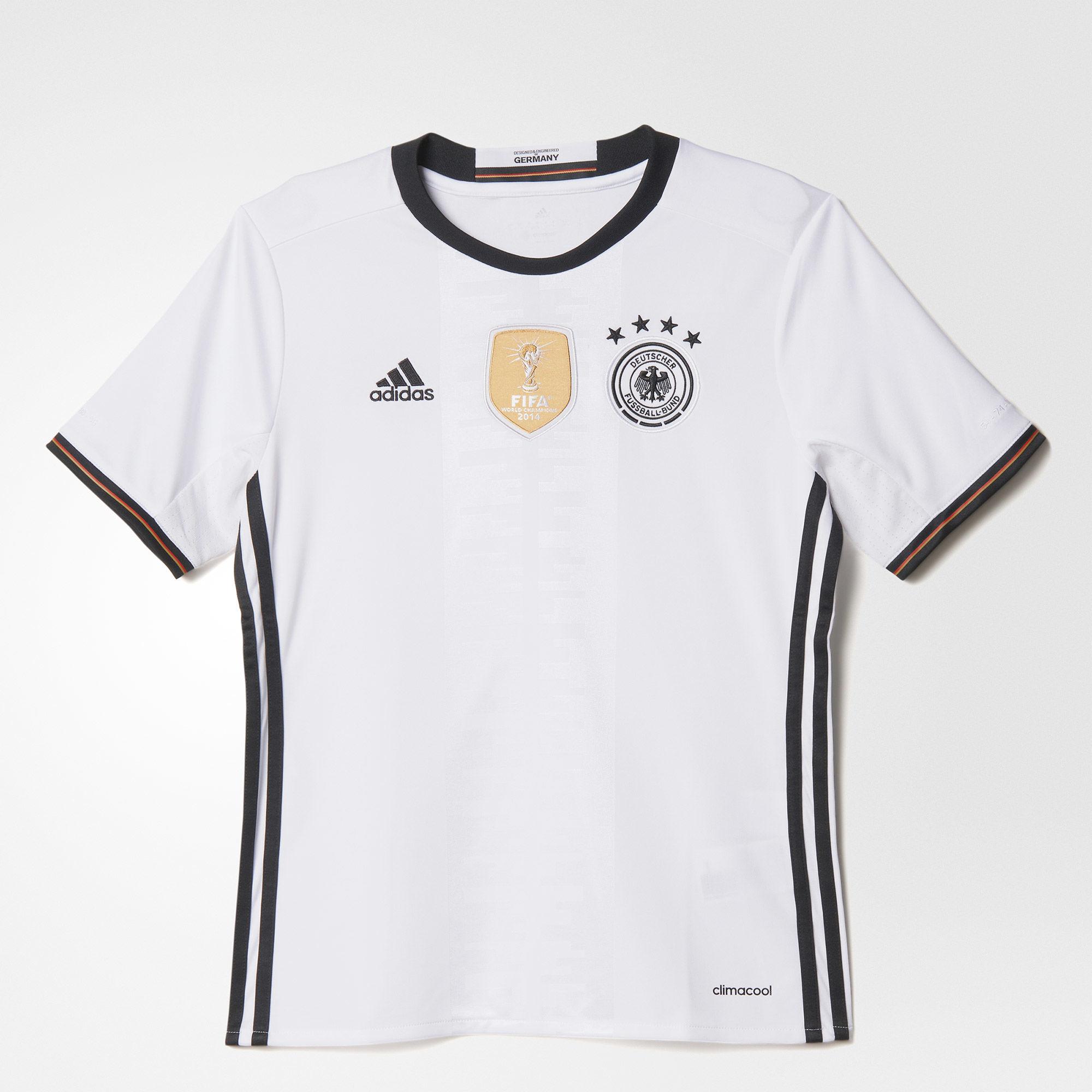 Kinder Heimtrikot UEFA EURO 2016 DFB Replica
