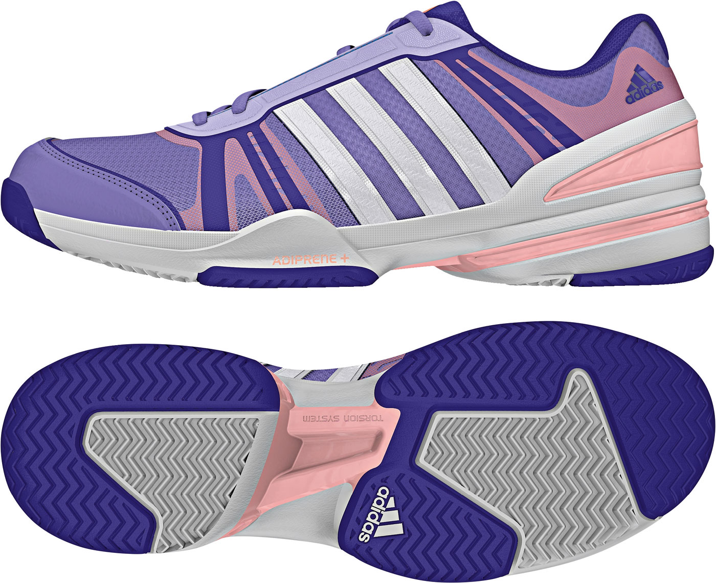 Damen Tennisschuh ClimaCool Rally Comp all court