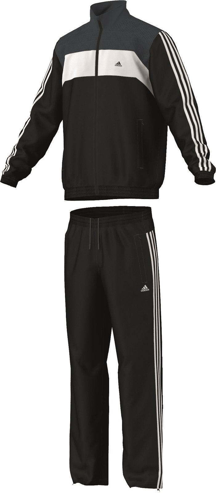 Herren Sportanzug Train Woven Tracksuit