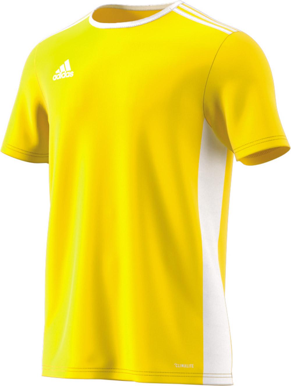 Herren Trainingsshirt, YELLOW/WHITE, XXL