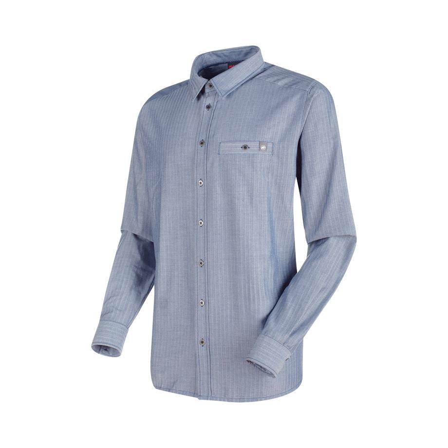 Herren Hemd Alvra Tour Longsleeve Shirt