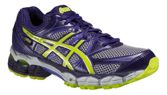 Damen Lauf Schuhe Gel Pulse 6 GTX
