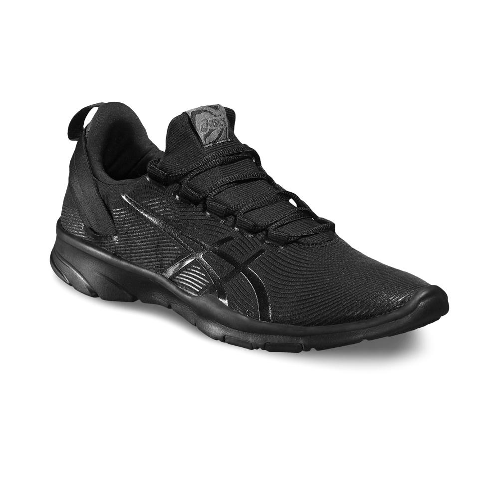 Damen Fitnessschuhe Gel-Fit Sanda 2, BLACK/ONYX/BLACK, 8.5