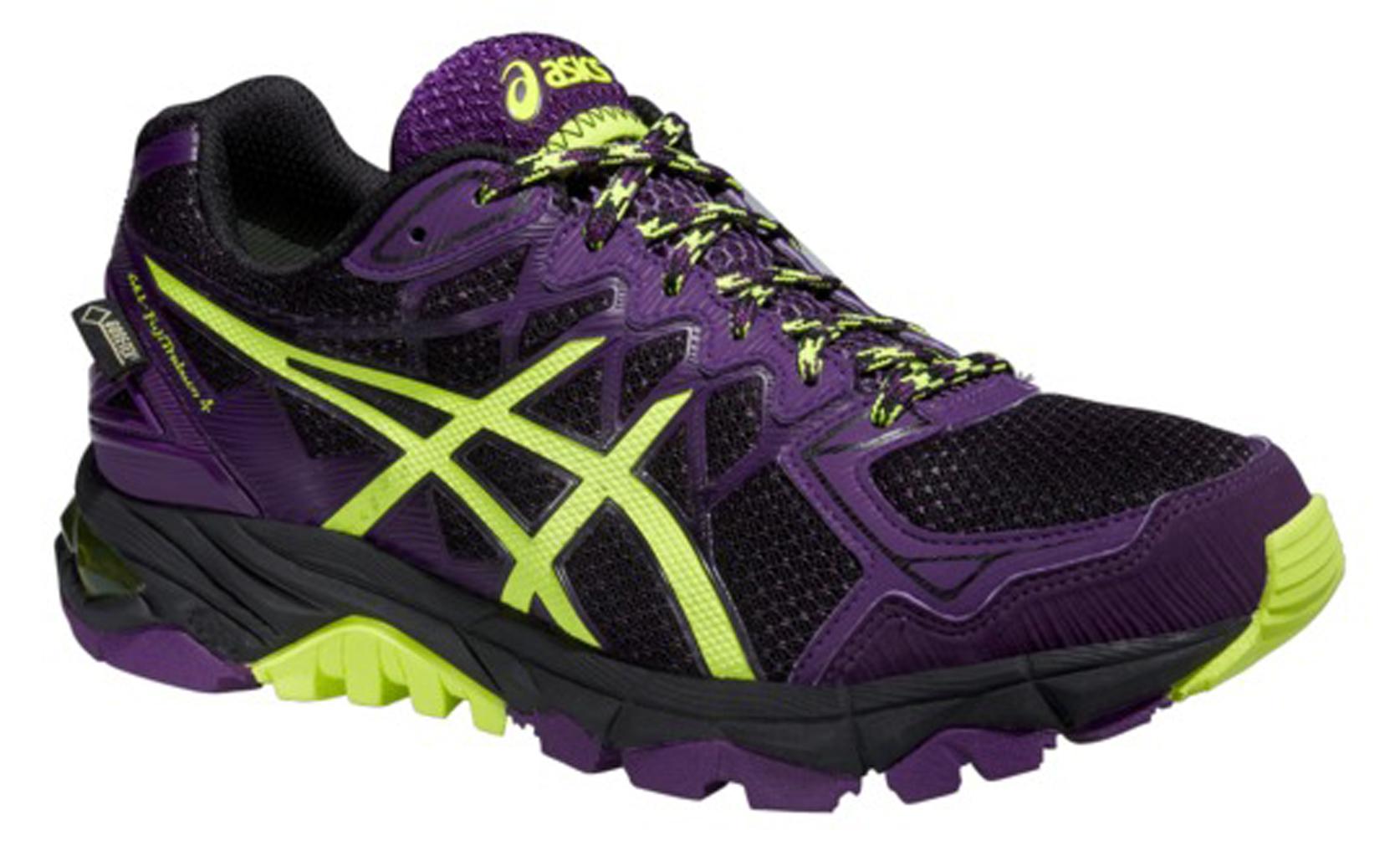 Damen Trail Running Schuhe GEL-FUJITRABUCO 4 GTX