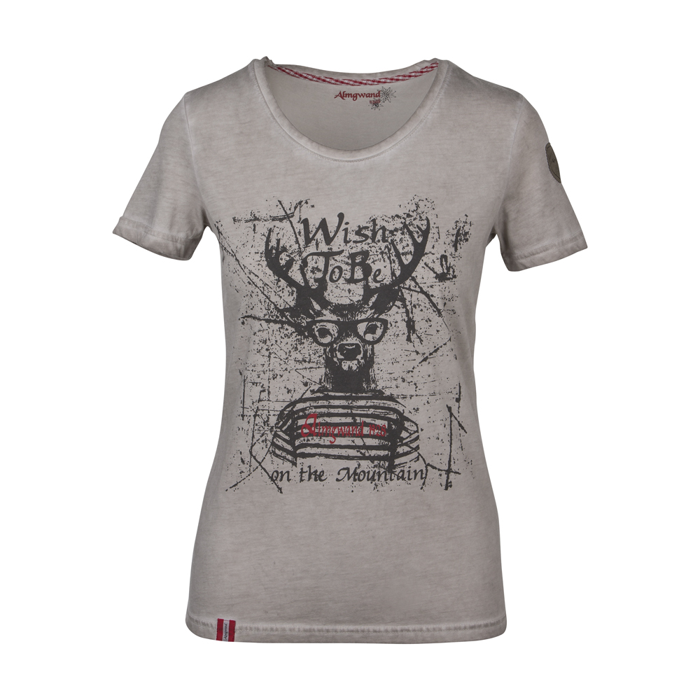 Damen Shirt Bischofsmütze