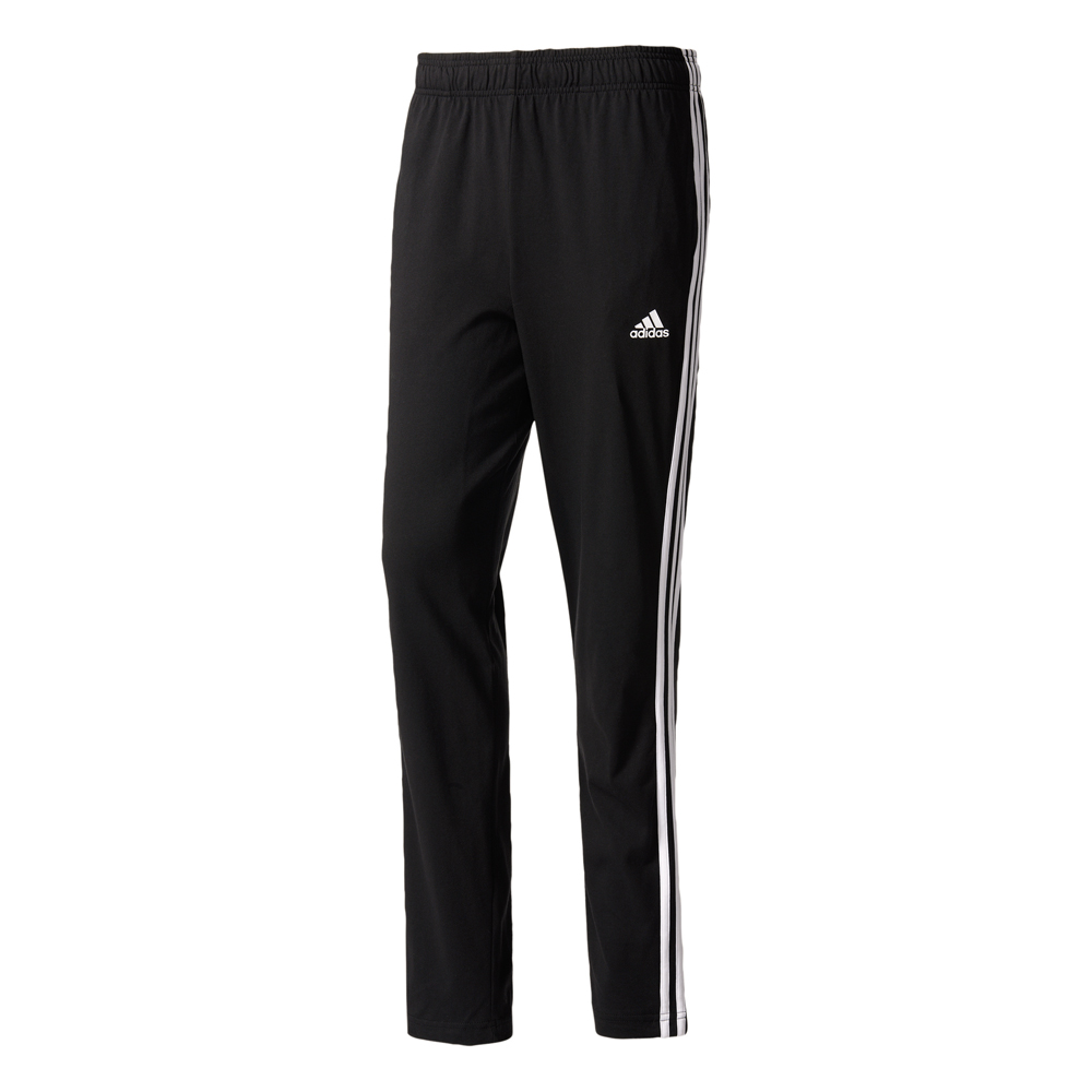Männer Trainingshose Essentials 3S Tapered Single Jersey Pant,